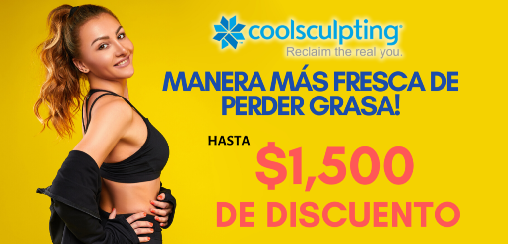 Cost of Coolsculpting  Discount offer promotion
